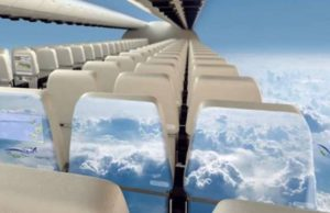 Emirates Airlines Plans Windowless Planes