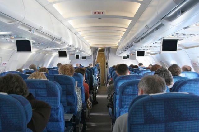 Flight Conversation Travel Etiquettes