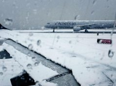 Winter Storm Bruce on Air Travel and Airlines