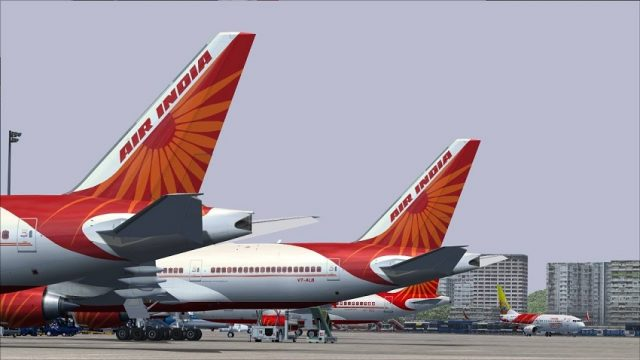 Air India Mumbai to New York nonstop flights