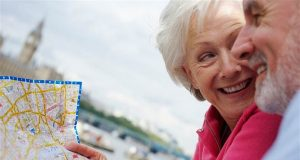 Air travel tips for seniors