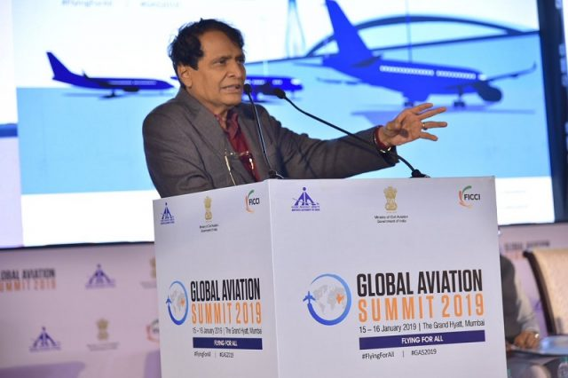 Global Aviation Summit by Civil Aviation Ministry