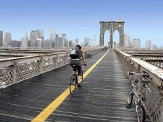 Best Places to bike in New York City, Popular bike trails near New York City, Brooklyn Bridge Park