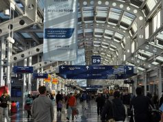 Chicago O'Hare International Airport, Busiest airport in USA