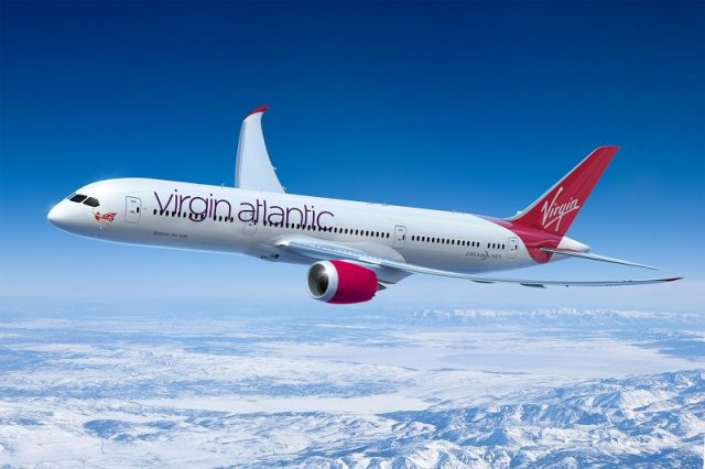 Virgin Atlantic Freedom Sale