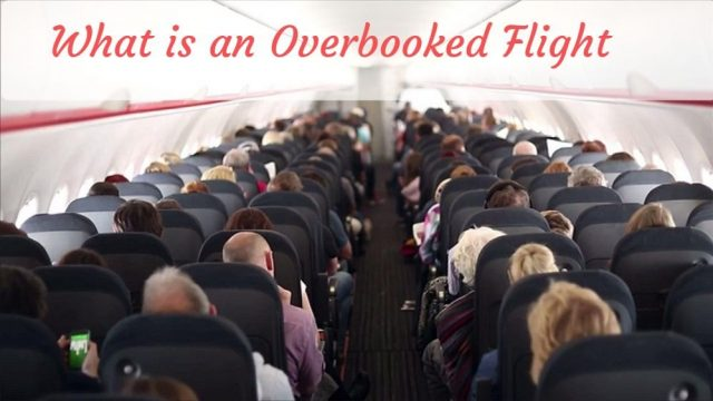 Overbooked flight