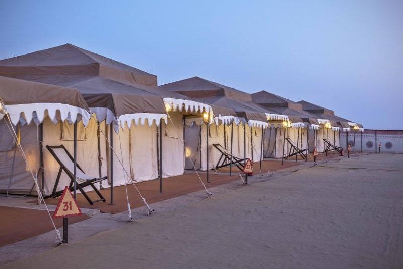 Accommodation in Rann Utsav