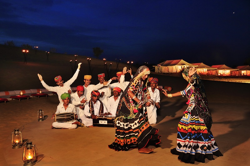 Folk Music of Rann Utsav