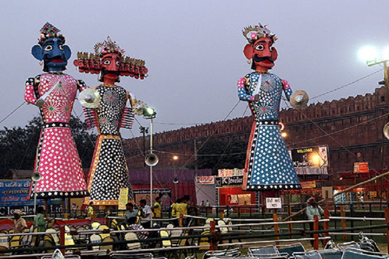 7 Incredible Places to Celebrate Dussehra and Navratri in India