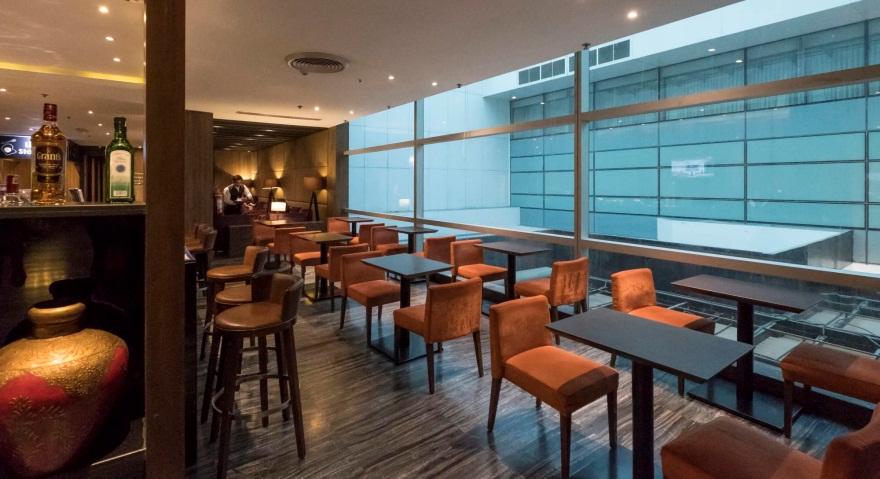 Plaza Premium Lounge B, Delhi