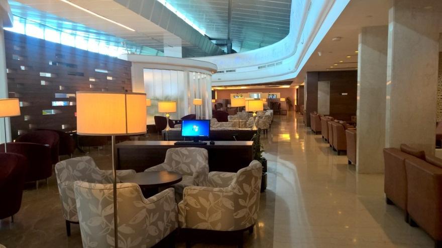 Vistara Lounge, Delhi