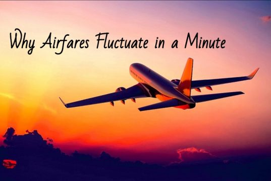 Airfare Fluctuations