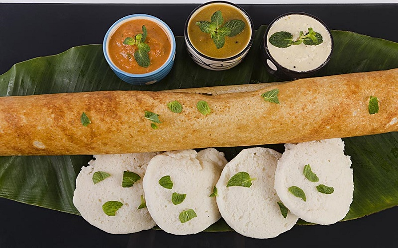 Idli and Dosa