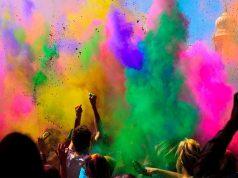 Holi Festival in India 2020