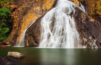 Beautiful Waterfalls in Goa