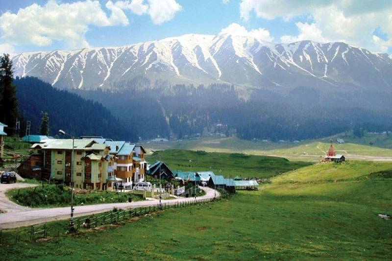 Gulmarg in Jammu and Kashmir