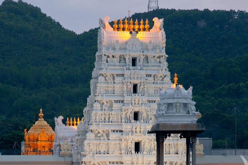 Tirupathi Balaji Temple
