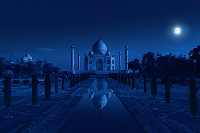 Best Time to Visit Taj Mahal