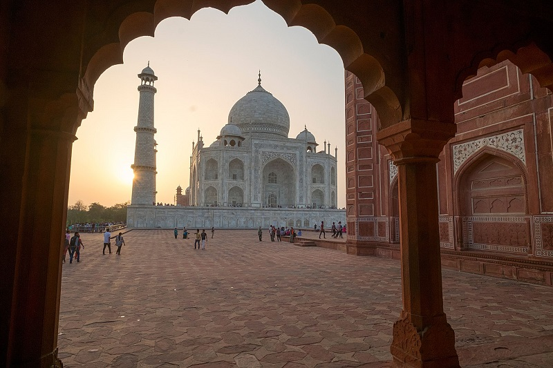 History and Architecture of Taj Mahal