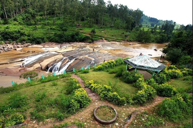 Chaparai water cascades