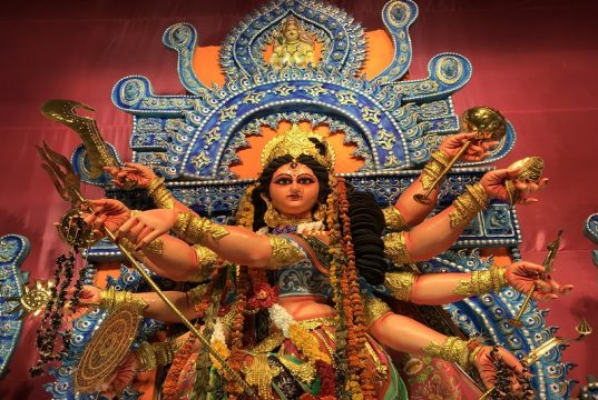 Places to watch dussehra festival
