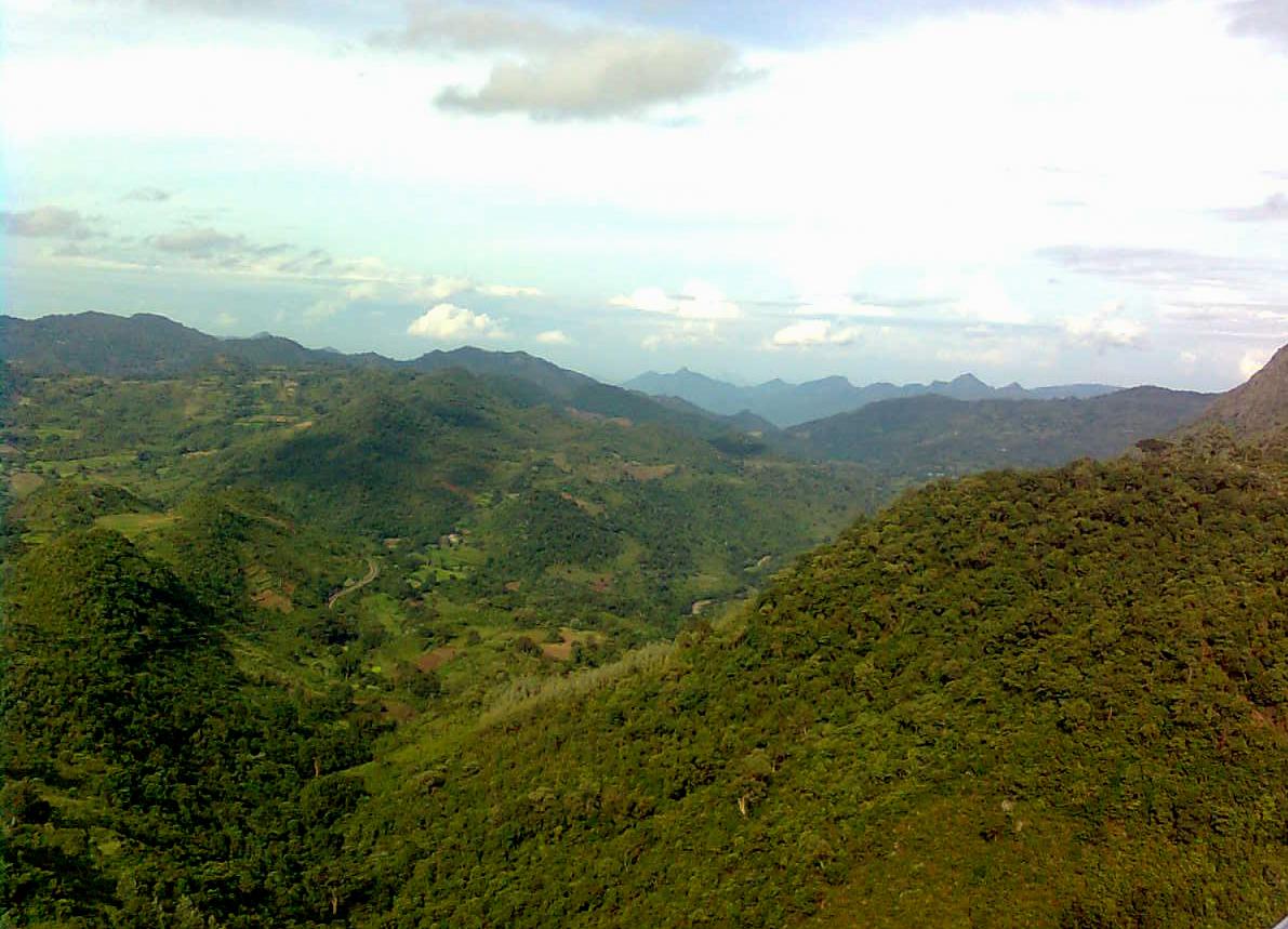 Galikonda View Point