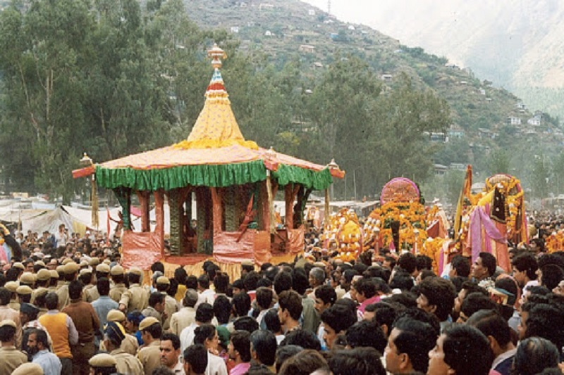 Famous Dussehra Festival Celebrations in India