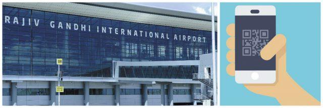 e-boarding service for international flyers