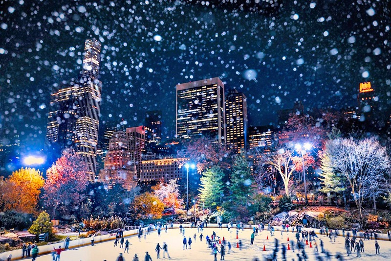 Christmas in New York: Spread the Holiday Cheer with These Best things to do in NYC!
