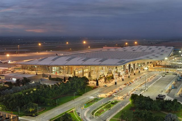 Restaurants Near Bangalore Airport