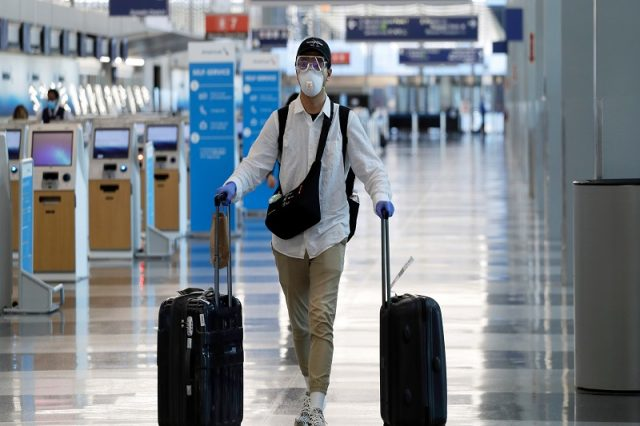 US travel restrictions on India