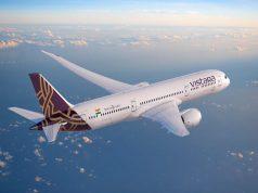 Vistara Non Stop Flights to USA