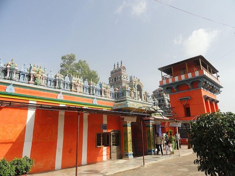 History of Karmanghat Hanuman Temple