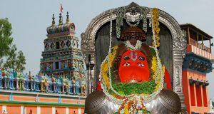 Karmanghat Hanuman Temple in Hyderabad