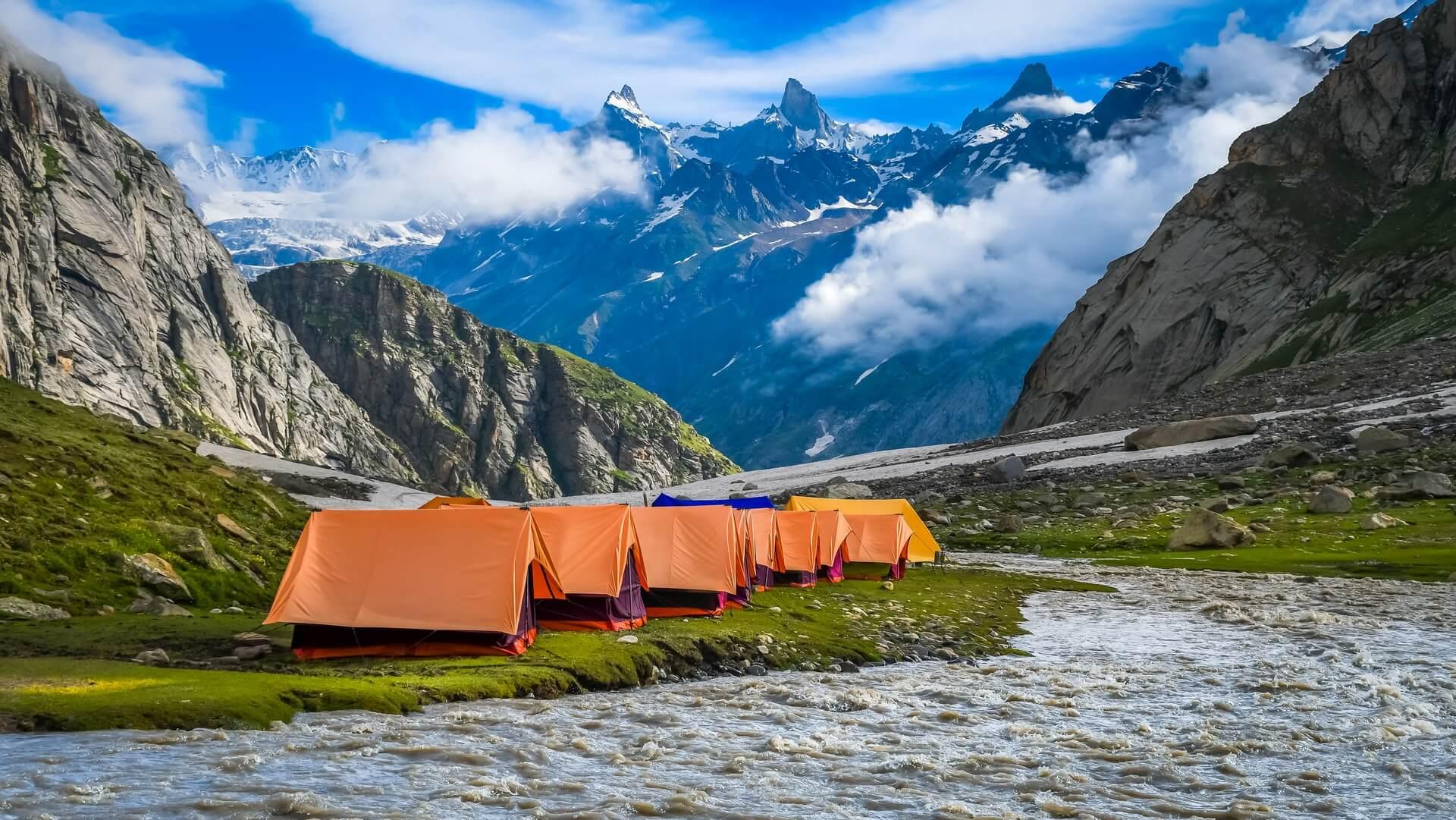 Hampta Pass Trek, Himachal Pradesh: