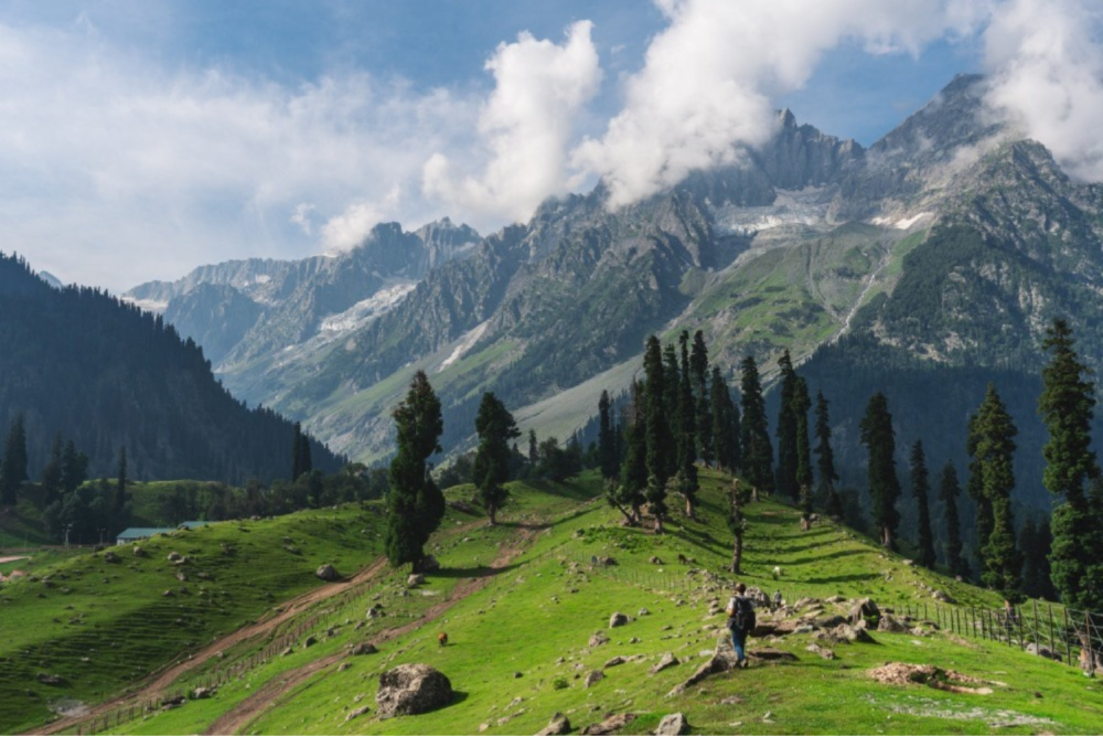 Tarsar Marsar, Jammu & Kashmir: