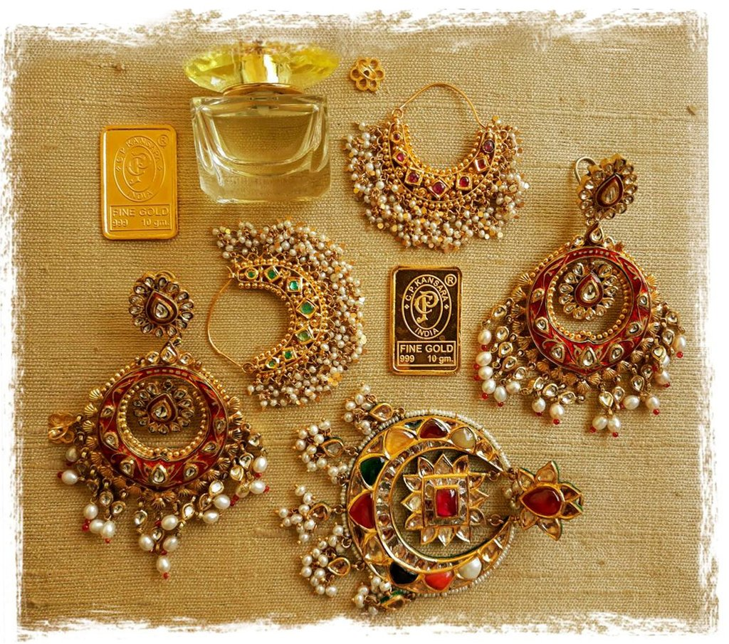 Jewelry One of the Indian Souvenirs