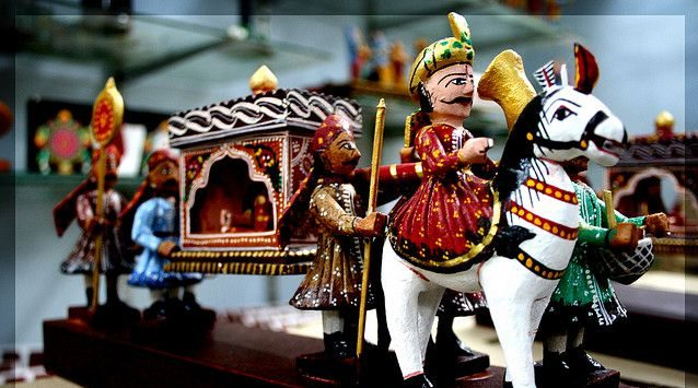 Kondapally Toys One of the Indian Souvenirs