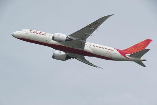 air india delhi chicago flights